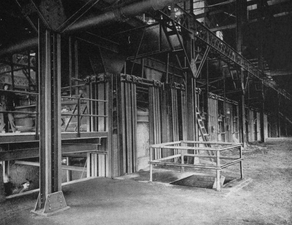 interior railings birmingham al allen iron works.htm the project gutenberg ebook of modern copper smelting  by donald m  copper smelting