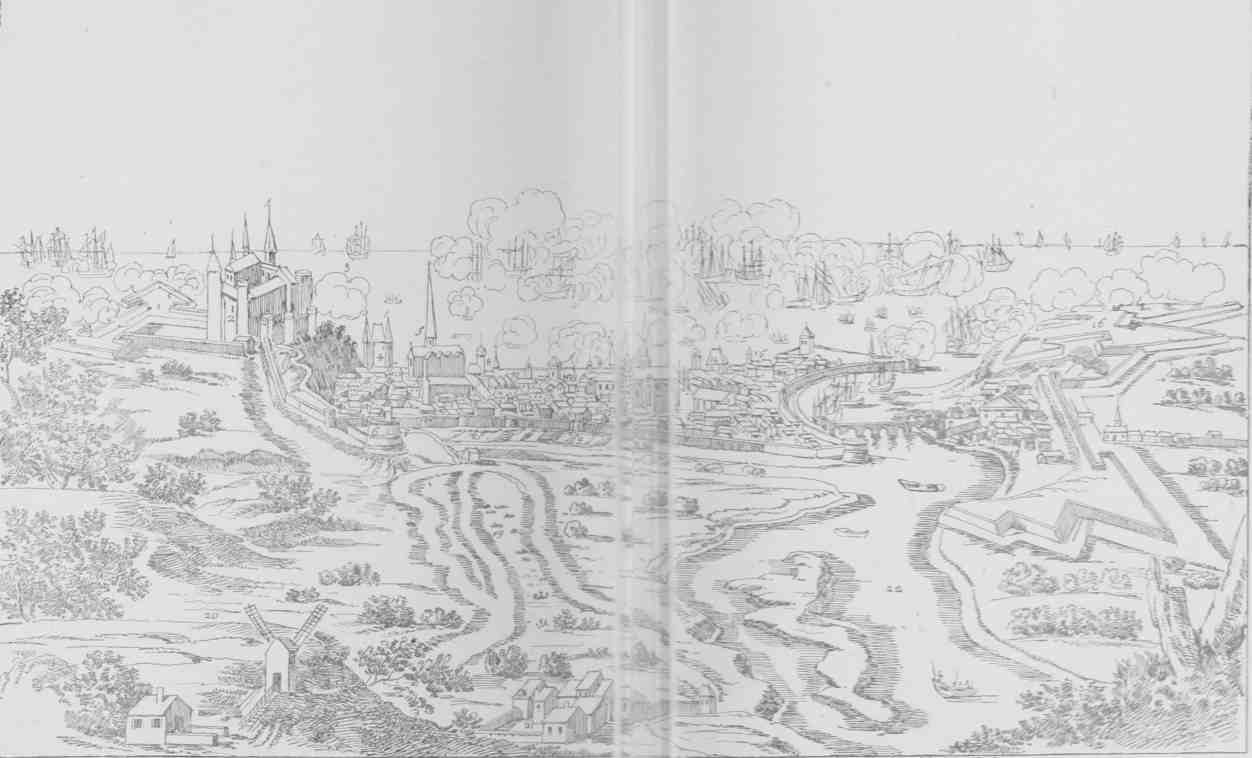 Toile Art impression images la fresque panorama paysage mer du Nord La plage /& mer 482