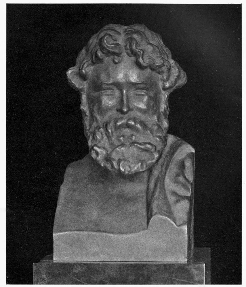 Miniature Frieze Art Antique Italian Roman Plaster Pictorial Sculpture Plaque
