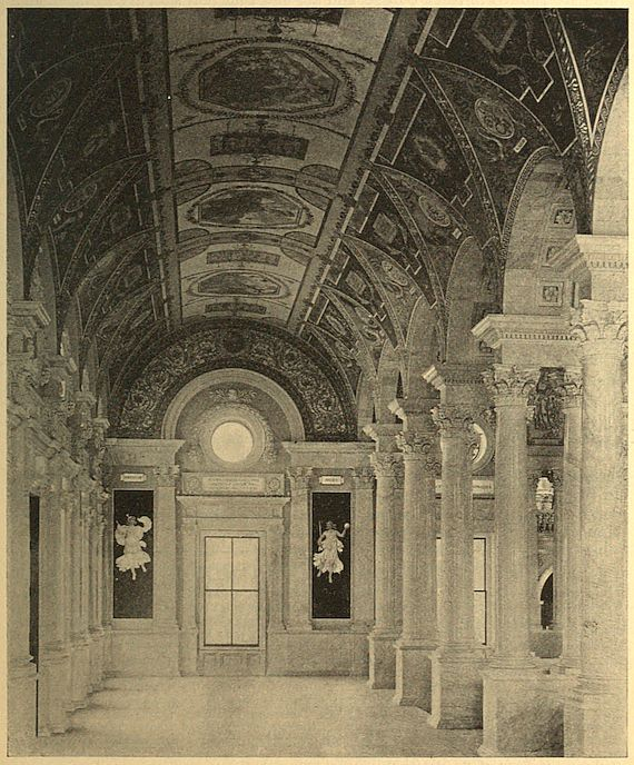 miraculous entrance decoration.htm the project gutenberg ebook of handbook of the new library of  ebook of handbook of the new library