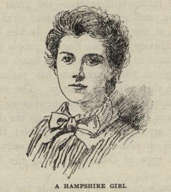 A HAMPSHIRE GIRL