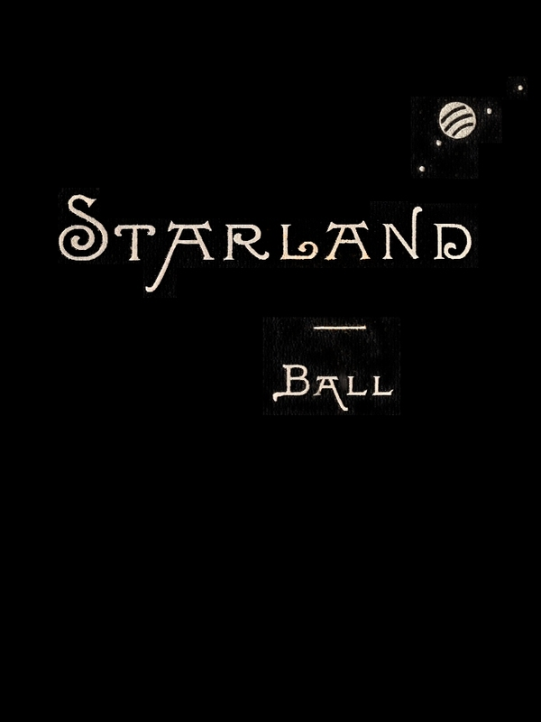 The Project Gutenberg eBook of Star-land, by Robert Stawell ... on