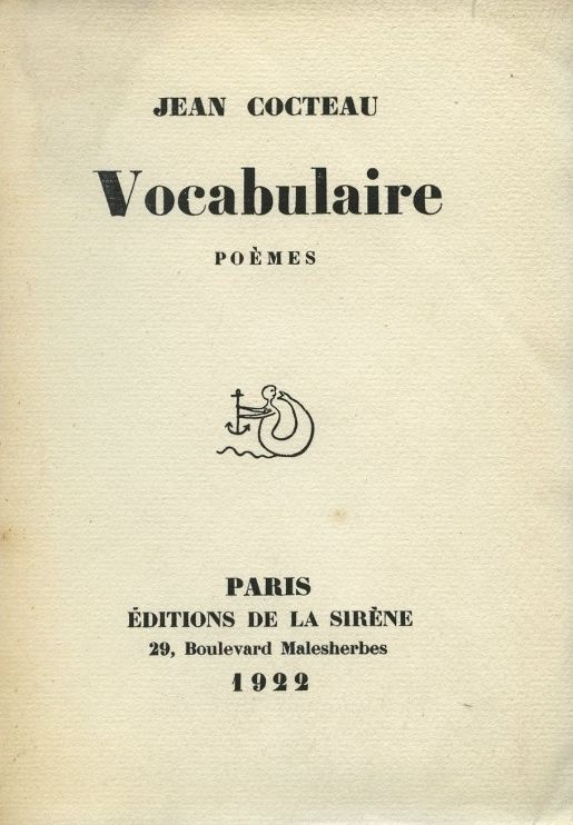 The Project Gutenberg Ebook Of Vocabulaire Poèmes By Jean