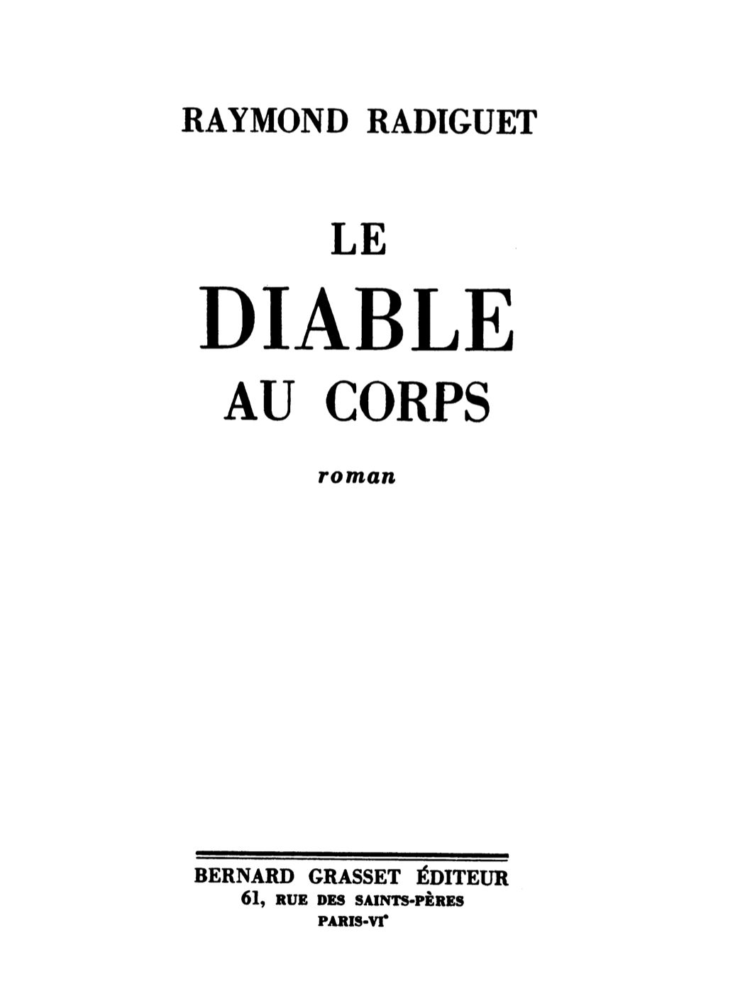 Corpsby The au eBook Diable Le Project Gutenberg of NwZ0OPkn8X