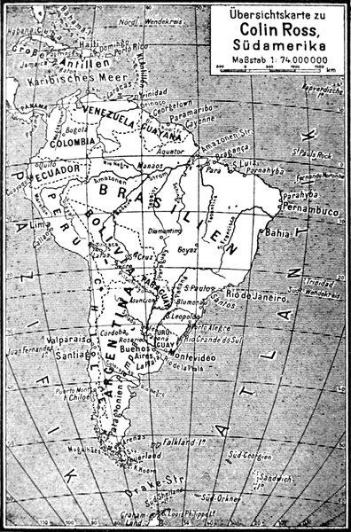 The Project Gutenberg Ebook Of Südamerika Die Aufsteigende
