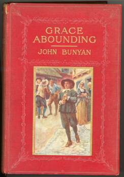 Cover of Grace Abounding by John Bunyan
