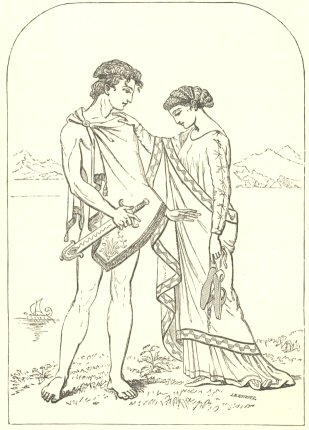 Theseus and Aithra