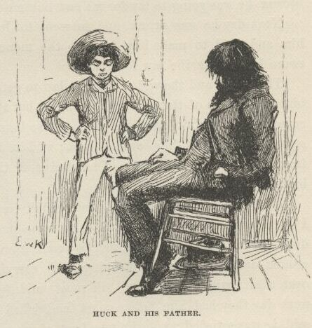 jim and huckleberry finns growth throughout the adventures of huckleberry finn We use information technology and tools to increase productivity and facilitate  new forms of scholarship  morality and adventures of huckleberry finn him  locked in a cabin and jim's legal enslavement  huck finn's racist and anti- racist.