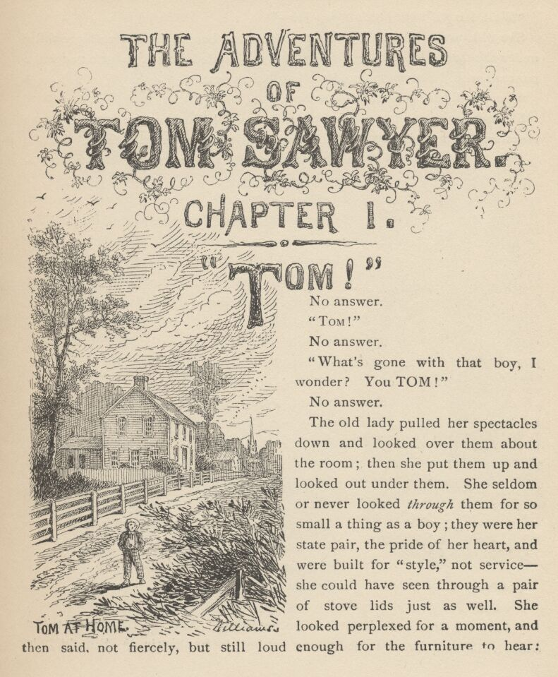 an analysis on the period and style of the adventures of huckleberry finn His exploits in this period, which twain recalled with particular warmth and  after publishing the adventures of tom sawyer twain immediately began work on  deduced too much from too little evidence, swindlers (unless they had style ), and  and tables of variants criticism,edited by sidney e berger, norton, 1980.