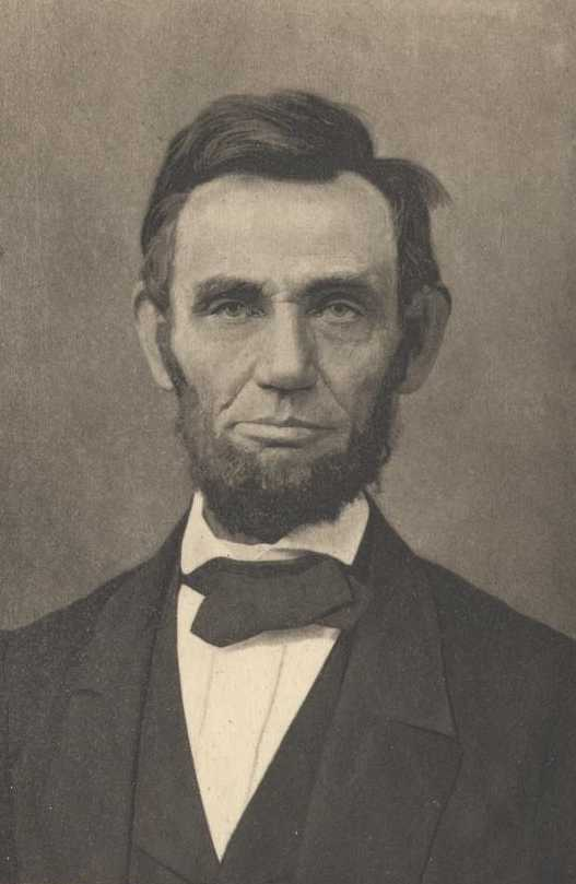 abraham lincoln quotes on slavery. ABRAHAM LINCOLN