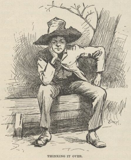 huck finn conscience essays Essay huckleberry finns struggles with conscience since mark twain published the adventures of huckleberry finn in 1885, critics have considered it an excellent example of a story tracing.