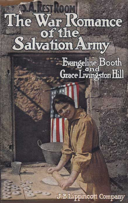 THE SALVATION ARMY SHELTER BRIGADE COMMANDER BOOTH