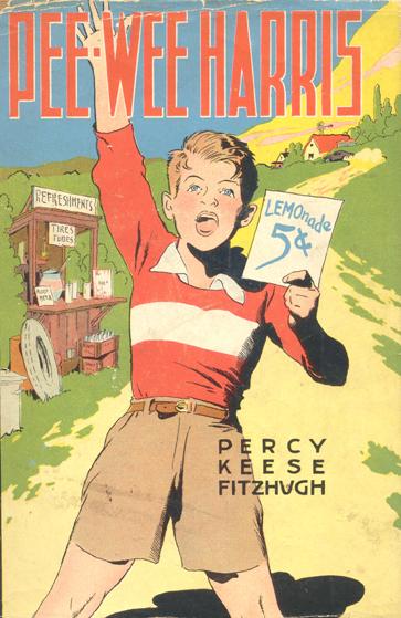 Pee Wee Harris By Percy Keese Fitzhugh