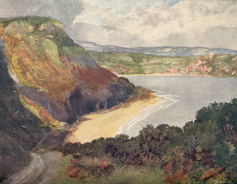 Yorkshire Painted And Described By Gordon Home